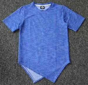 Manufacturer Top Quality Plain Cotton Fashion Men′s T-Shirt pictures & photos
