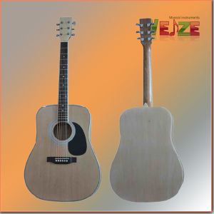 "41""Spruce Plywood Acoustic Guitar pictures & photos"