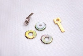 OEM Metal Sheet Stamping Parts Components, Costing Sheet Metal Components pictures & photos