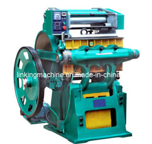 Mechanical Hot Foil Stamping Machine (TYQ601C) pictures & photos