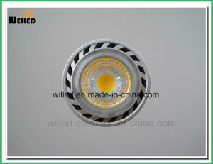 85-265VAC Dimmable GU10 LED Spotlight with LED Light for 25W 50W Halogen Replacement pictures & photos