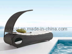 Outdoor Rattan Lounge