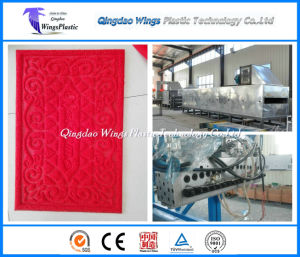 China Plastic PVC Coil Mat Making Machinery / Extrusion Machinery Factory pictures & photos