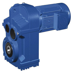 F Series Parallel Shaft Helical Gearbox F37-F157