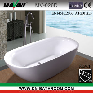Modern New Model Lucite Acrylic Bathtub (MV-026D)