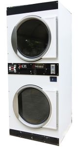 Coin Operated Stacked Dryer (THD30-2)