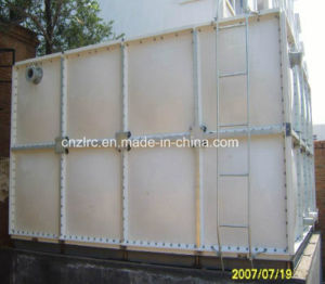Factory Wholesale Supply FRP GRP SMC Panel Assembled Water Tank pictures & photos