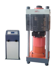 2000kn Concrete Compression Testing Machine/Digital Display