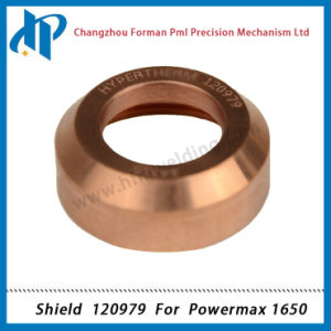 Shield 120979 for Powermax 1650 Plasma Cutting Torch Consumables pictures & photos