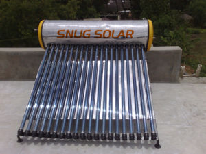 200L Solar Water Heater System with CE Certificate pictures & photos