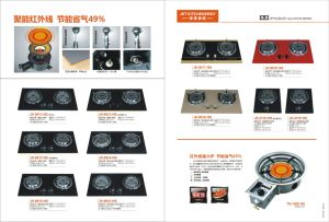 Single Infrared Hot Pot Cooker pictures & photos