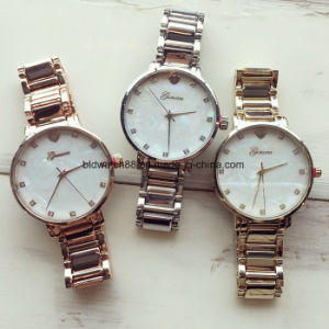 Promotional Analog Quartz Elastic Band Wrist Watch with Japan Movt pictures & photos