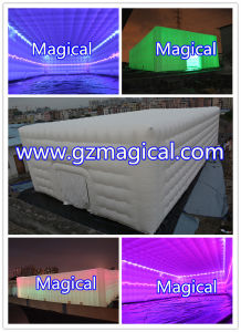 Hot Sale Inflatable Large PVC Quality Tent with LED (MIC-074) pictures & photos