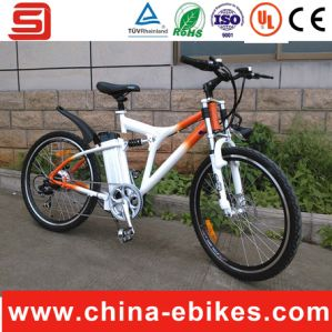 Lightweight Electric Mountain Bicycle (JSE76)