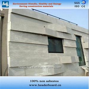 China 100 NonAsbestos Fiber Cement Board Exterior Wall Panel