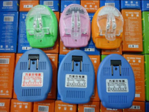 Factory Price Universal Charger with Seven Color Flashing pictures & photos
