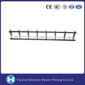 Hot DIP Galvanized Secondary Rack Pole Line Hardware pictures & photos