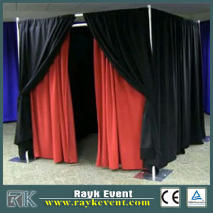 2017 Rk Pipe and Drape Photobooth 6′*6′ Package pictures & photos