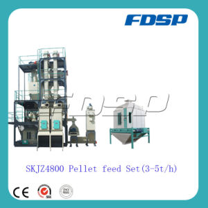 Capacity 1-5t/H Small Feed Mill Plant for Sale pictures & photos