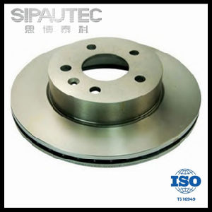 Ventilated Iron Front Disc Brake Rotor for Mercedes Benz (6384210112) pictures & photos