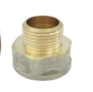 Brass Pipe Fitting Brush Finishing pictures & photos