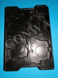 ESD Plastic Tray for PCB Packaging