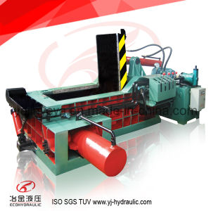 Hydraulic Scrap Metal Baling Press Machine for Recycling (YDF-130A) pictures & photos