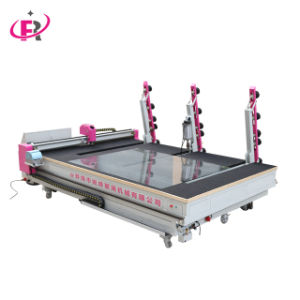 Multi Function CNC Full Automatic Glass Cutting Machine (RF3826AIO) with Auto Labeling Functions pictures & photos