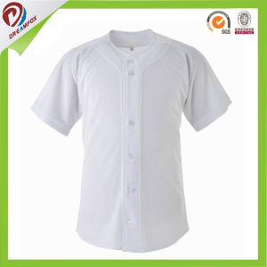 Strong Stitching Custom Sublimated Baseball Tee Shirts Wholesale pictures & photos