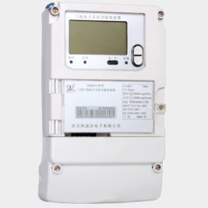 Dtsf150 Three Phase Electronic Carrier Multi-Rate Smart Meter pictures & photos