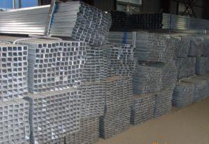 ERW Black Square&Rectangular Steel Pipe pictures & photos