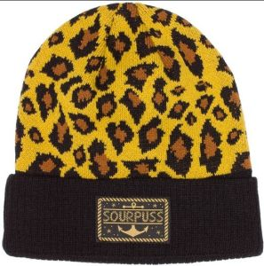 Leopard Print Beanie Hat (XT-B042) pictures & photos