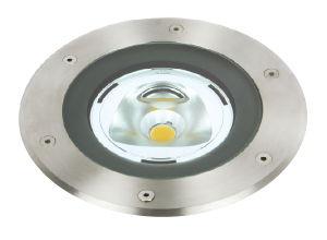 COB LED Underground Light with Polarized Light Reflector