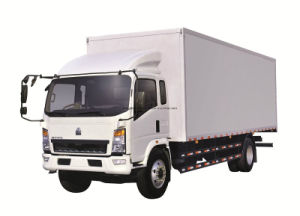 HOWO Brand Cargo Truck for 2-10tons pictures & photos