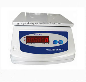 Electronic Digital Waterproof Weighing Table Top Scale 30kg pictures & photos