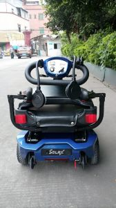 Zippy Remote Folding Scooter pictures & photos