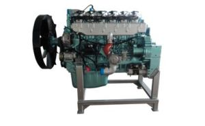 Sinotruck Natural Gas Engine T12 Series for Vehicle