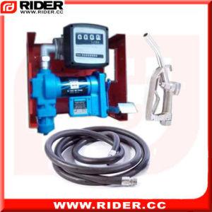 190W DC 24V Petrol Pump Equipment Gas Pump Dispenser pictures & photos