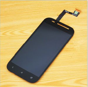 Original Mobile LCD for HTC One Sv T528t pictures & photos