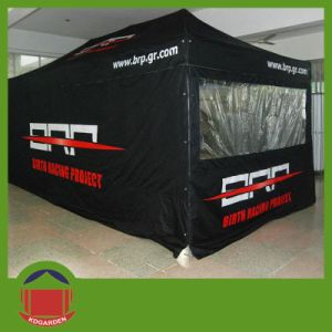 Black Color Printing Tent with Customized Logo pictures & photos