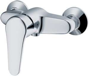 High Quality Brass Chrome Shower Mixer