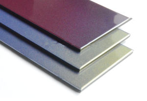 Color Intrigue Alumium Composite Panel Use for Externel Wall Decoration pictures & photos
