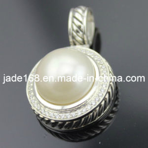 Sterling Silver Pearl Jewelry (SSP-022)