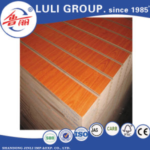 Hot Sale Slatwall Panel / Slotted Board Used for Display pictures & photos