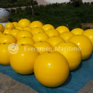 ISO Certificate Foam Foam Filled Buoys (PU coating) for Subsea Buoys and Offshore Surface Buoys High Quality Marine Buoys pictures & photos