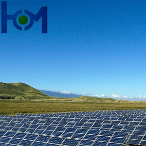 Energy-Saving Clear Laminated Glass for Solar Panel Module pictures & photos