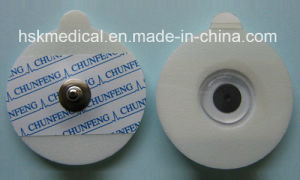 High Quality Disposable ECG Electrodes 45mm OEM Adult or Child-HS43-5 pictures & photos