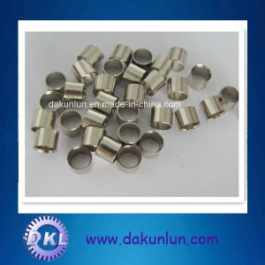 Mini Stainless Steel Bush on Optical Fiber Connector pictures & photos