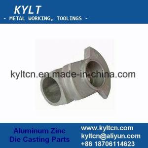 OEM Aluminum Zinc/Zamak Tubes Connector with SGS/RoHS pictures & photos