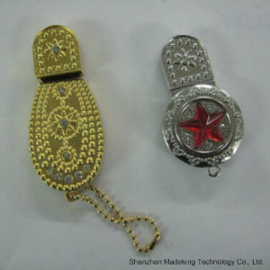 USB Flash Drive Jewelry USB Flashfor Promotional Gift pictures & photos